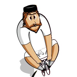 ciclista dedicata